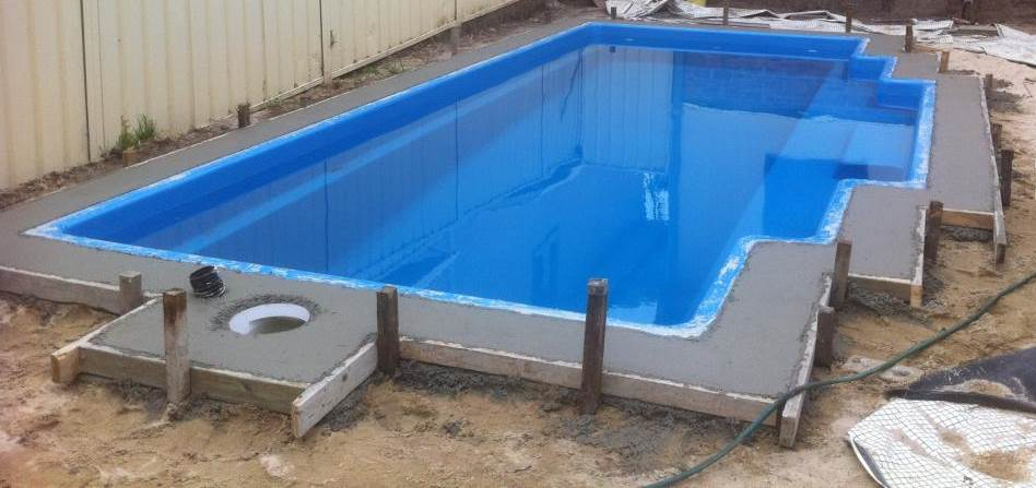 Fibreglass Swimming Pool Bond Beam New Images Beam